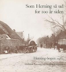 Herning-bogen 1982 - forside