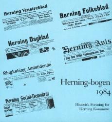 Herning-bogen 1984 - forside