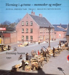 Herning-bogen 1991 - forside