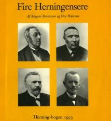 Herning-bogen 1993 - forside